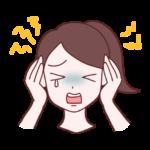 本当にしつこい頭痛の原因とは?